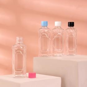 Бутылочка для хранения, 100 мл, цвет МИКС Ош