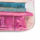 Коврик для дома «Натюрморт», 45×80 см, цвет розовый - Фото 5