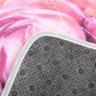 Коврик для дома «Цветочный», 50×80 см - Фото 4