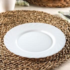 Тарелка десертная, d=20 см