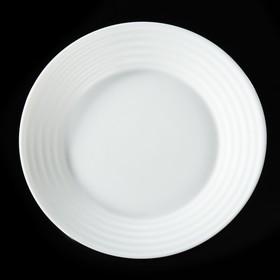Тарелка десертная Stairo (Arcoroc), d=19 см