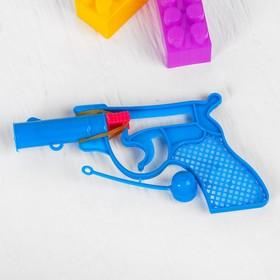 Стрелялка «Пистолет», цвета МИКС