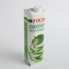 Нектар гуанабаны FOCO, 1 л Tetra Pak