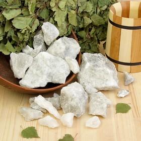 Персидская белоснежная соль 'Добропаровъ', колотая, 50-120мм, 2 кг Ош