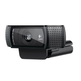 Web-камера Logitech C920 Full HD, USB 2.0, 1920*1080, черный