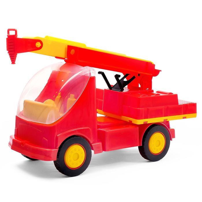 Автомобиль «Пожарная машина №1»