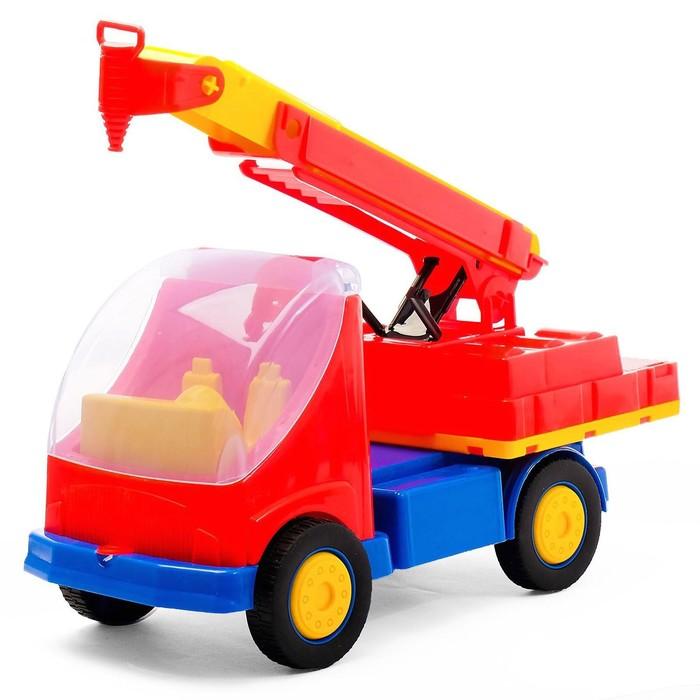 Автомобиль «Пожарная машина №2»