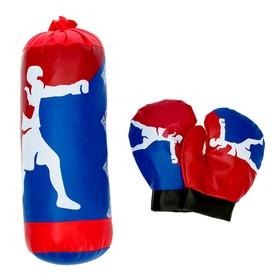 Игровой набор для бокса «Боксёр» Ош