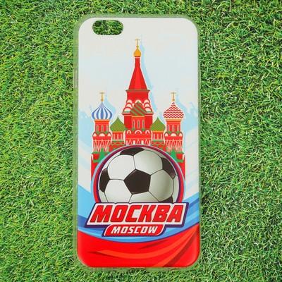 Чехол для телефона iPhone 6 «Москва. Храм Василия Блаженного» - Фото 1