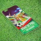 Чехол для телефона iPhone 6 «Волгоград. Родина-мать» - Фото 2