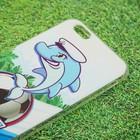 Чехол для телефона iPhone 6 «Сочи. Дельфин» - Фото 3