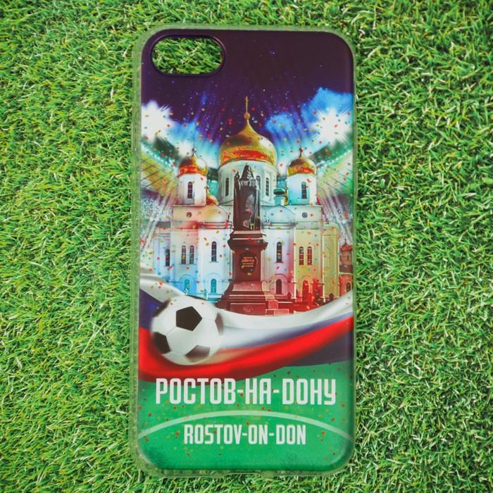 Чехол для телефона iPhone 7 Ростов-на-Дону. Собор Пресвятой Богородицы