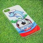 Чехол для телефона iPhone 7 «Сочи. Дельфин» - Фото 2
