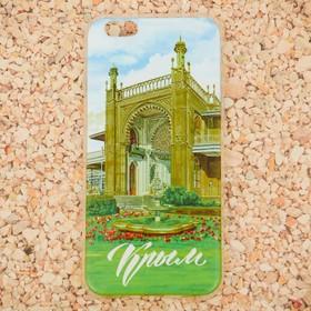 Чехол для телефона iPhone 6 «Крым. Воронцовский дворец» Ош