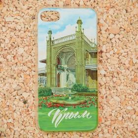 Чехол для телефона iPhone 7 «Крым. Воронцовский дворец» Ош