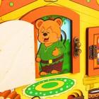 """Театр настольный, с элементами бизиборда """"Три медведя"""" - Фото 3"""