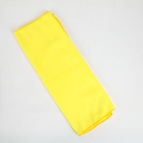 Тряпка для пола, супервпитывающая 60×40 см, 250 г/м2, микрофибра, цвет МИКС Ош