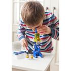 Микроскоп детский: 3 объектива, фокусировка, зеркальце - Фото 2