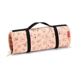Органайзер детский, размер 38 x 80 x 4 см, цвет розовый IB3064