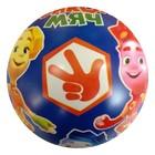 Мяч «Фиксики», 23 см, в сетке