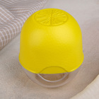 Контейнер для лимона, цвет желтый