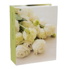 Фотоальбом на 100 фото 10х15 см Pioneer Delicate flowers 1
