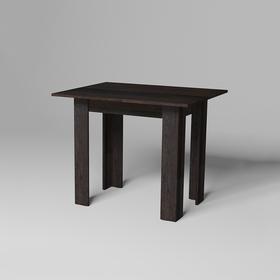 Стол обеденный, 900х716х740, Венге Ош