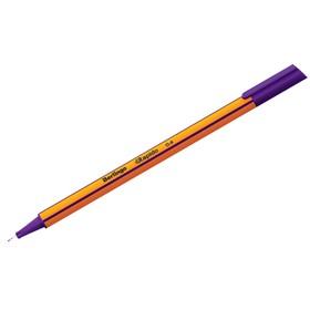 Ручка капиллярная Berlingo Rapido, 0,4 мм, трёхгранная, стержень фиолетовый Ош