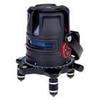 Нивелир лазерный ADA PROLiner 4V SET, 5 лучей, отвес, 70/20 м, ± 2мм/10м, кейс