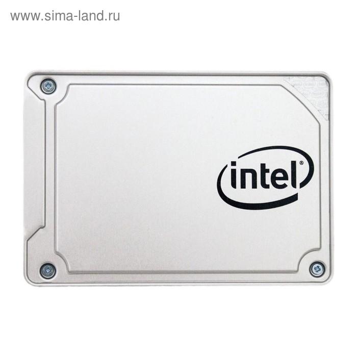 SSD накопитель Intel 545s Series 256Gb (SSDSC2KW256G8X1) SATA-III