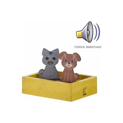Интерактивная мебель для кукол «Лежак для питомцев», со звуковым эффектом - Фото 1