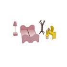 Набор мебели для кукол «Спальня»