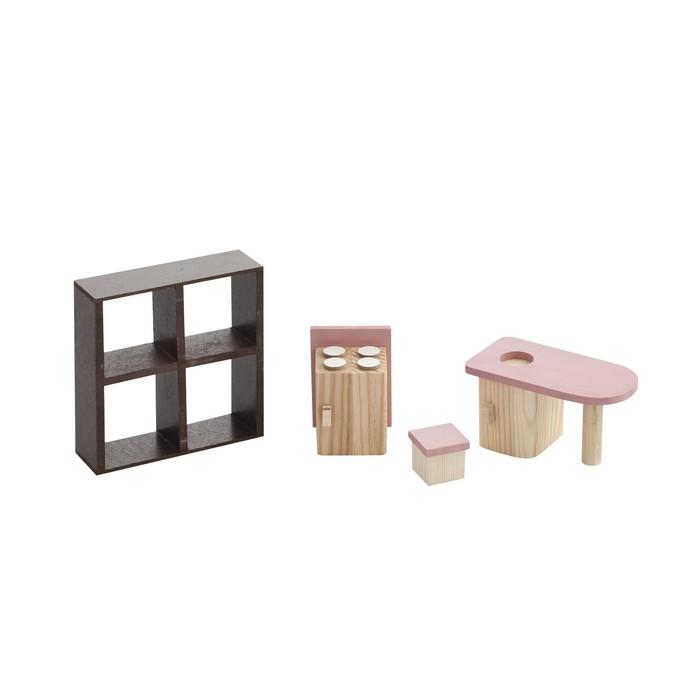 Набор мебели для мини-кукол «Кухня»