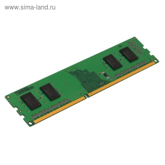 Память DDR3 2Gb 1333MHz Kingston KVR13N9S6/2 RTL PC3-10600 CL9 DIMM 240-pin 1.5В sing rank