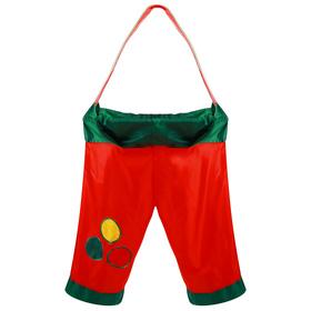 Штаны для игры с шарами взрослые D-60, 97х35  цвета МИКС Ош
