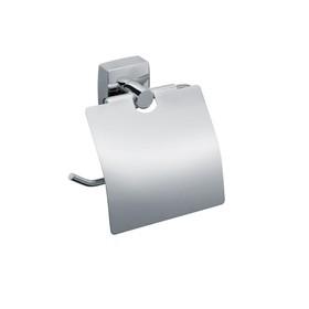 Бумагодержатель с крышкой Fixsen FX-61310, хром