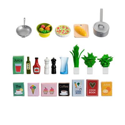 Игровой набор кухонных аксессуаров, 21 штука - Фото 1