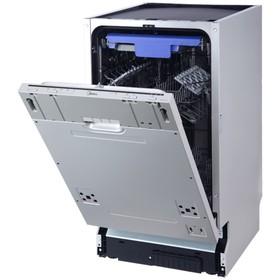 Посудомоечная машина Midea MID45S110, 10 комплектов, класс А Ош
