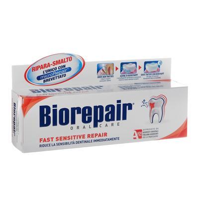 Зубная паста для чувствительных зубов Biorepair Denti Sensibili, 75 мл - Фото 1