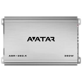 Усилитель AVATAR ABR-360.4 Ош