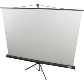 Экран Lumien 160x160 Eco View LEV-100105 1:1, напольный, рулонный Ош