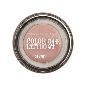 Тени для век Maybelline Color Tattoo, оттенок 65, Розовое золото
