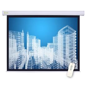 Экран Cactus 152x203 Motoscreen CS-PSM-152x203 4:3, настенно-потолочный, рулонный Ош