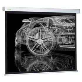 Экран Cactus 206x274 Wallscreen CS-PSW-206x274 4:3, настенно-потолочный, рулонный Ош