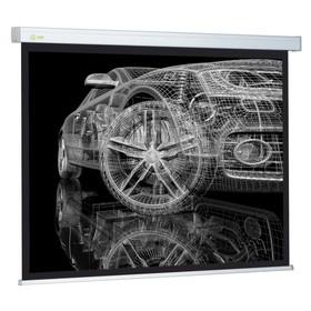 Экран Cactus 213x213 Wallscreen CS-PSW-213x213 1:1, настенно-потолочный, рулонный Ош
