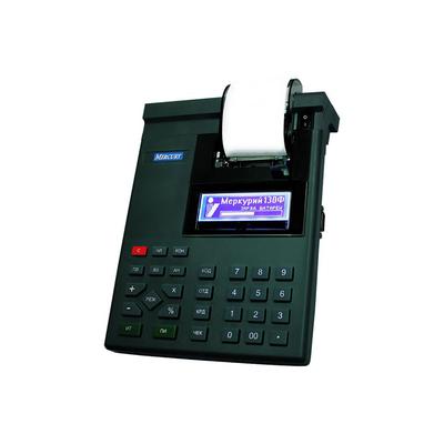 Онлайн-касса Меркурий-130Ф (GSM/WI-FI модули) без ФН, цвет чёрный - Фото 1