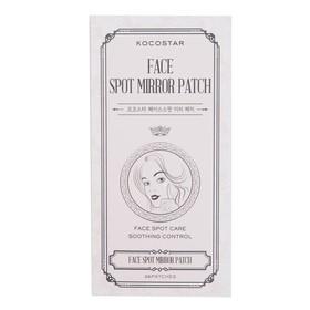 Патчи от прыщей и воспалений на лице Kocostar Face Spot Mirror Patch, 36 шт.