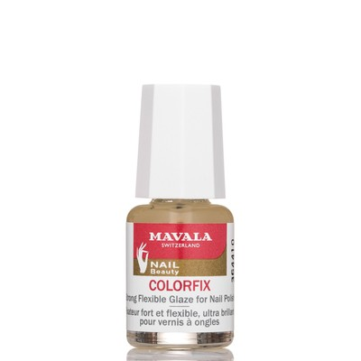 Фиксатор лака с акрилом Mavalа Colorfix, 5 мл