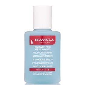 Жидкость для снятия лака Mavala, голубая, 50 мл