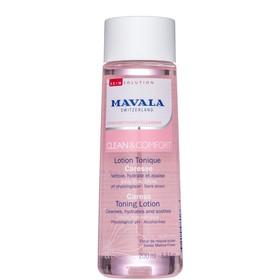 Тонизирующий лосьон для деликатного ухода Mavala Clean & Comfort, 200 мл